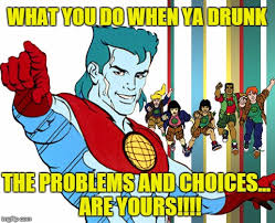 captain planet adverts drunkateers imgflip