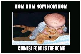 Nom Nom Nom Meme - chinese food nom nom nom
