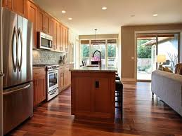 paula deen kitchen island kitchen l shaped kitchen design with island grey wood floors