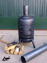 home made wood stove urbexpeditie nl wood stoves pinterest