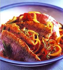 cuisiner le rouget tian de rougets recettes cuisine française