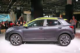 suv kia stonic boom new kia stonic joins the compact crossover club by