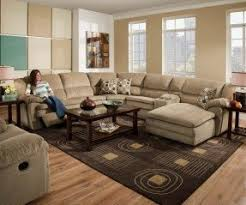 Sectional Sofas With Recliners And Chaise Sectional Sofa With Chaise And Recliner Foter