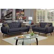 Fabric And Leather Sofa by Furniture Couch Loveseat Chair Set Sofa And Chair Set Sofa Sofa