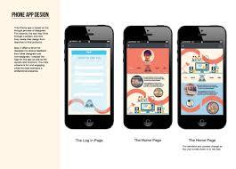 a glance of my senior graphic design portfolio on behance