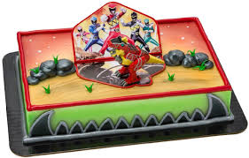 power rangers cake toppers power rangers dino charge cake topper 2 pieces birthdayexpress
