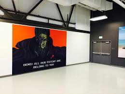 All Your Base Meme - tesla motors wall of patents replaced with giant all your base