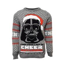 sweater wars official darth vader wars jumper sweater