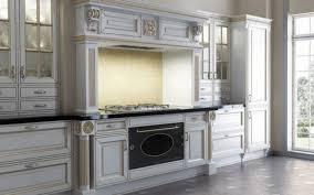 Kitchen Furniture Accessories Appliances Gorgeous Scluptured White Kitchen Cabinet With