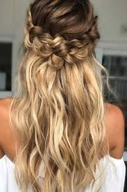 Hairstyle Best 25 Straight Hairstyles Ideas On Pinterest Easy Side Braid