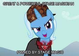 Trixie Meme - meme trixie pwned by shadesmaclean on deviantart