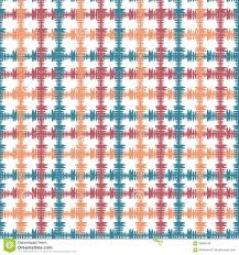Home Texture by Hand Drawn Seamless Pattern With Crossing Painted Lines Vector