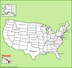 Map Of Hawaii Big Island Big Island Of Hawaii Maps Within Map Of Hawaiian Islands