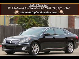 lexus convertible used houston used hyundai equus for sale in houston tx 28 cars from 16 995