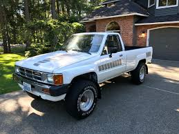 toyota pickup 4x4 1984 toyota pickup 4x4 low miles used toyota tacoma for sale in