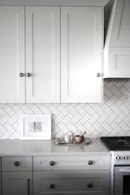 gray glass subway tile in fog bank modwalls lush 3x6 modern