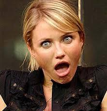 Shocked Face Meme - angelina jolie shocked face funny celebrity picture