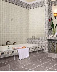 bathroom interesting nemo tile wall for modern bathroom design