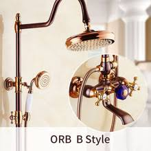 Bathroom Faucet And Shower Sets Online Get Cheap Retro Shower Faucets Aliexpress Com Alibaba Group