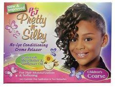 Pcj Pretty N Silky No Lye Conditioning Creme Relaxer 1 Application