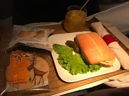 la cuisine de no駑ie trip report york to honolulu on delta 495 jfk hnl class