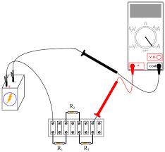voltage divider dc circuits electronics textbook