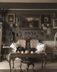 victorian gothic home decor cool steunk bedroom interior decorating design ideas