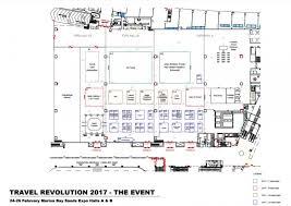 sands expo floor plan travel revolution fair february 2017 latest details