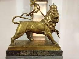 lion of judah statue the airline that roars travel news destination updates