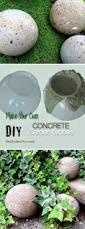 Cement Garden Decor 25 Gorgeous Concrete Garden Ornaments Ideas On Pinterest