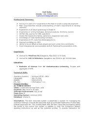 Informatica Etl Developer Sample Resume by Pl Sql 3 Hari Resume Pl Sql Sql