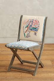 elephant terai folding chair anthropologie