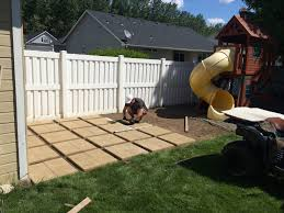 How To Clean Paver Patio by Build Your Own Patio 12