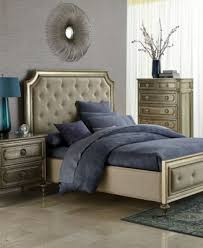 Cal King Bedroom Furniture Prosecco 3 Piece California King Bedroom Furniture Set With Chest