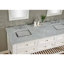 84 Inch Double Sink Bathroom Vanity by Direct Vanity Sink 70 Inch Pearl White Mission Spa Double Vanity