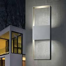 Mid Century Modern Outdoor Light Fixtures Idea Modern Outdoor Light Fixtures Or Forge Axis Medium Outdoor