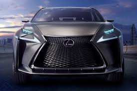 lexus ux release date overseas concept vehicle shown lexus lf nx pinterest lexus