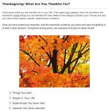 thanksgiving discussion topics