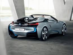 Bmw I8 Modified - 2013 bmw i8 spyder concept auto cars concept