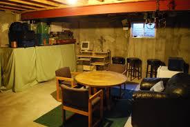 20 amazing unfinished basement ideas you should try unfinished