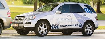 mercedes road side assistance roadside assistance program mercedes of pleasanton