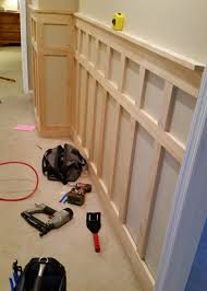 How To Make Wainscoting With Moulding 16 Best Wall Treatment And Moldings Images On Pinterest Dining