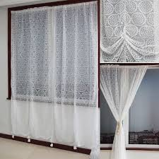 Country Style Curtains For Living Room by Online Get Cheap Lace Country Curtains Aliexpress Com Alibaba Group