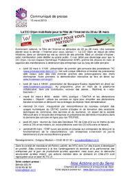 chambre de commerce et d industrie dijon la cci dijon mobilisée pour la fête de l du 20 au 28 mars