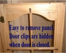glass retainer clips for cabinet doors woodcabinetdoors com clear panel cabinet doors
