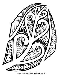 maori inspired tribal by shanticameron on deviantart