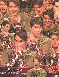 stefon this makes me sad i will miss you snl