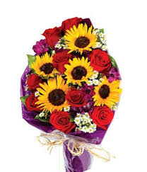 bouquet of sunflowers thinking of you bouquet at from you flowers