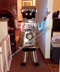 Lots Halloween Costumes 82 Homemade Robot Costume Ideas Images Robot