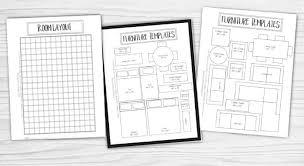 room planner free free printable room planner brooklyn berry designs